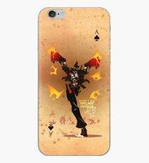 Full Deck - The Ace of Spades iPhone Case