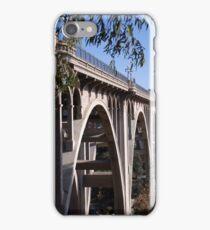 Pasadena Bridge-P iPhone Case/Skin