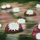 Passion Lillies by weirdpuckett