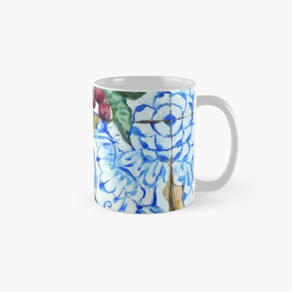 Cerises & Azulejos Mug classique