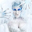The Ice Bitch by Julia  Thomas