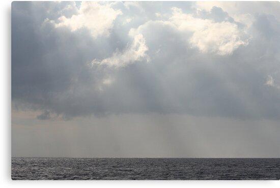 Hawaiian Storm Clouds by Katie Grove-Velasquez