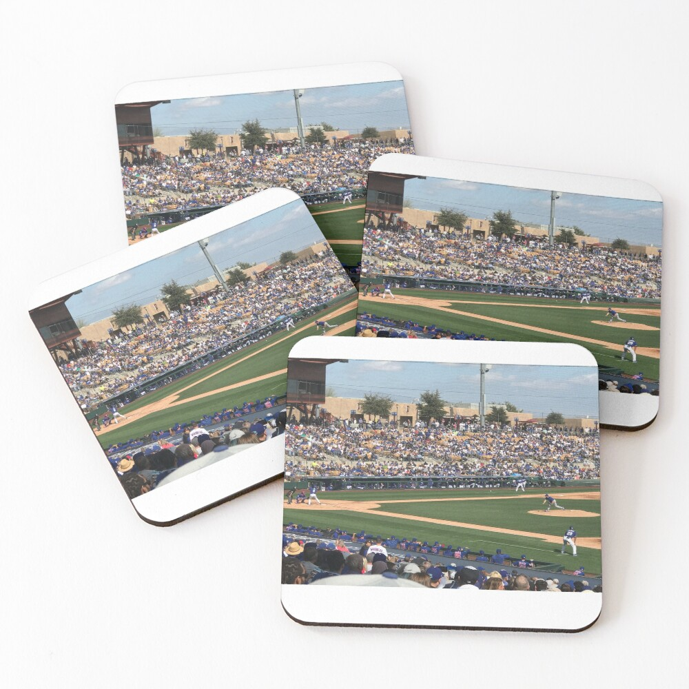 2020 Cubs Spring Training Coasters (Set of 4)