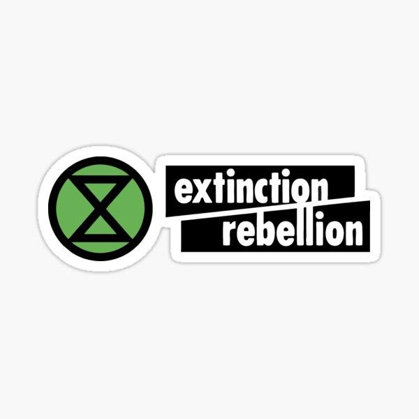 Best Seller - Extinction Rebellion Merchandise Sticker