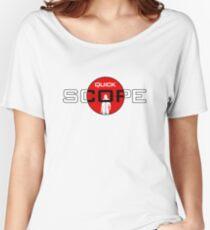 QuickScope Women's Relaxed Fit T-Shirt