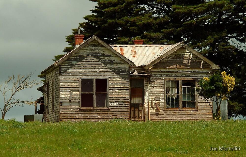 House on the Hill by Joe Mortelliti