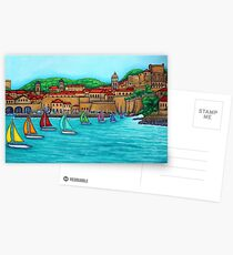 Dubrovnik Regatta Postcards
