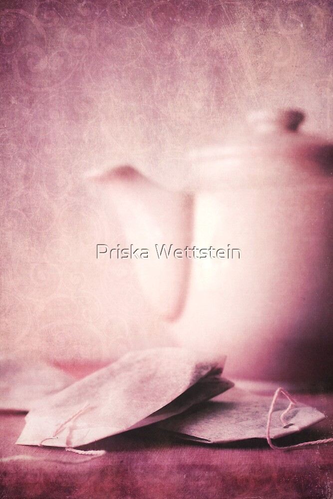 relaxing tea by Priska Wettstein