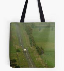 Country Run Tote Bag
