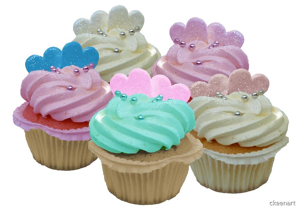 Cupcakes Galore! by ckeenart