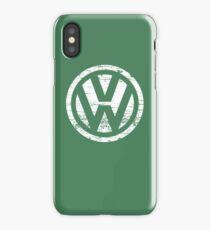 VW Volkswagen Logo iPhone iPhone Case/Skin