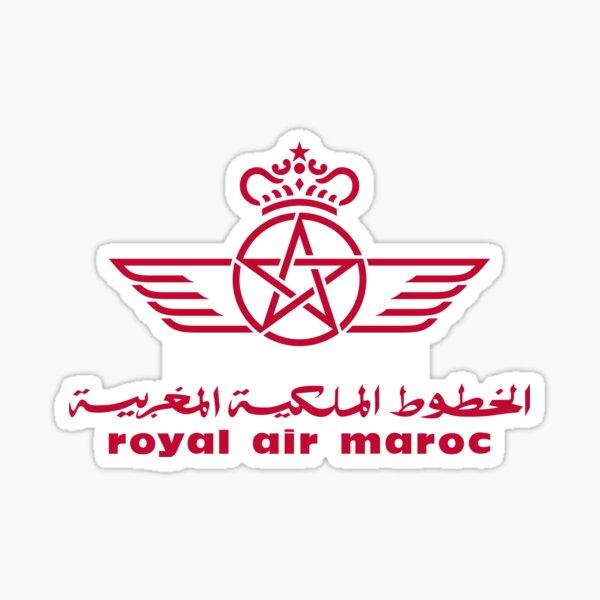 Logo de Royal Air Maroc Sticker