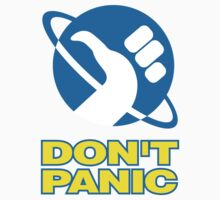 Hitchhiker's Guide To The Galaxy (Don't Panic)