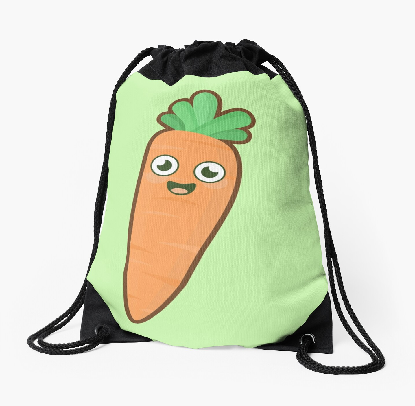 Kawaii Carrot by NirPerel