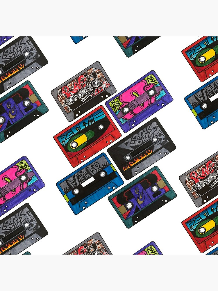 Cassette Tapes by PTnL