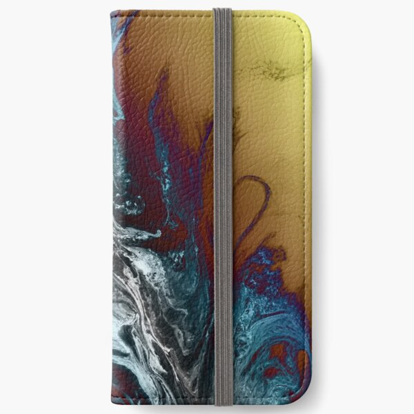 Cold Smoke iPhone Wallet