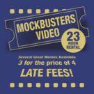 Mockbusters Video by robotrobotROBOT