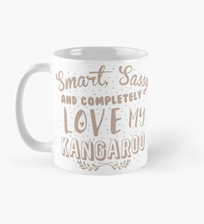 Smart, Sassy and completely love my KANGAROO Mug
