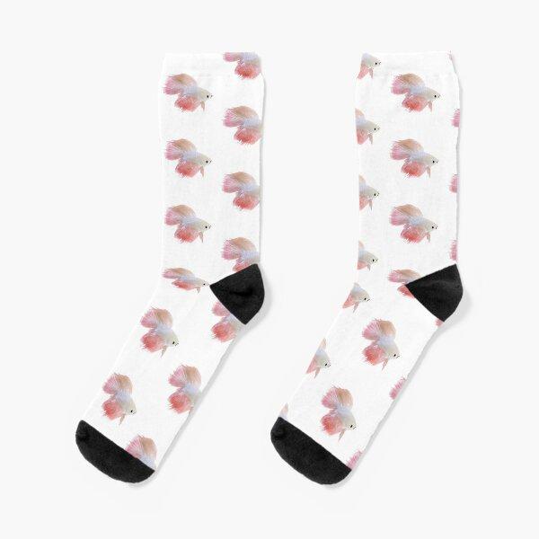 Sad Fish Socks