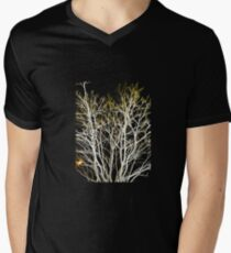 Iceland Tree 1 Mens V-Neck T-Shirt
