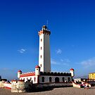 Lighthouse of La Serena by Daidalos