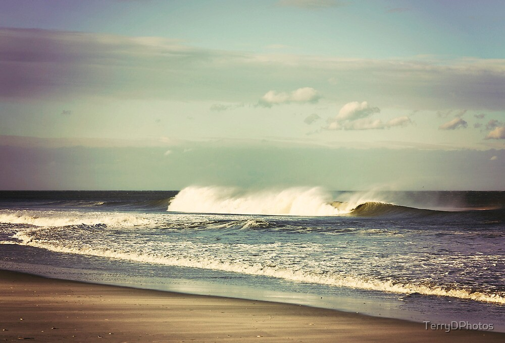 The Jersey Shore by TerryDPhotos