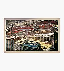Busch New and Old Photographic Print