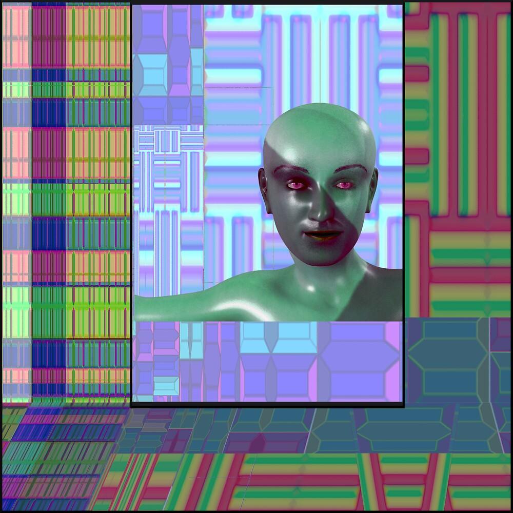 the green man by vinmac