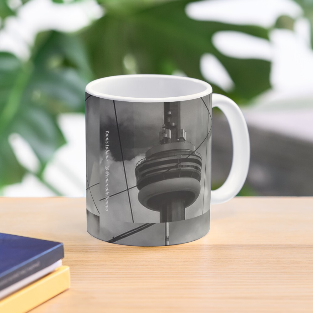 Wired city_Toronto By Yannis Lobaina  Mug