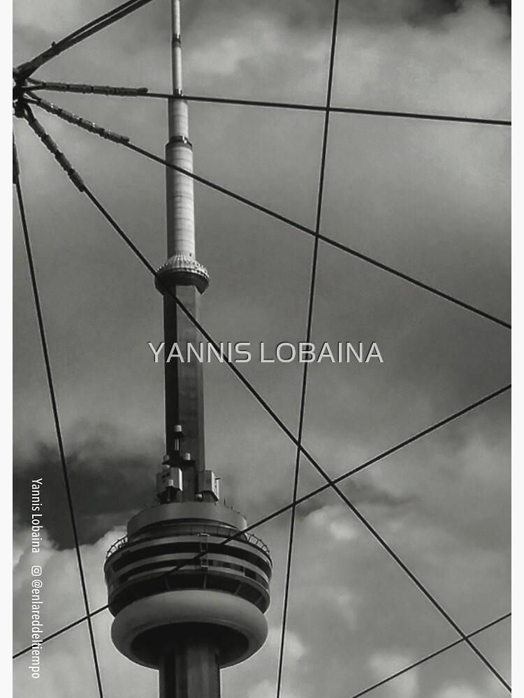 Wired city_Toronto By Yannis Lobaina  by lobaina1979