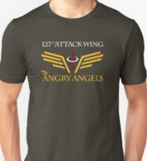 The Angry Angels : 127th Attack Wing T-Shirt