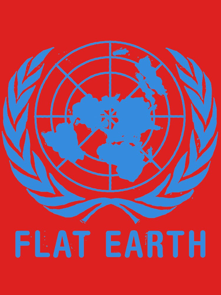 Flat Earth | Unisex T-Shirt