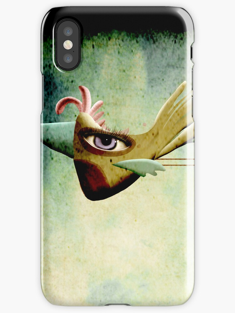 High speed iphone case by rupydetequila