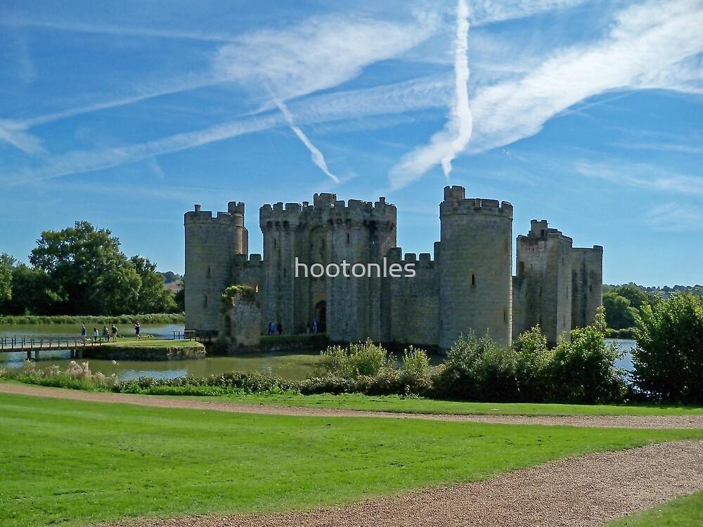 A Magnificent Castle  by hootonles