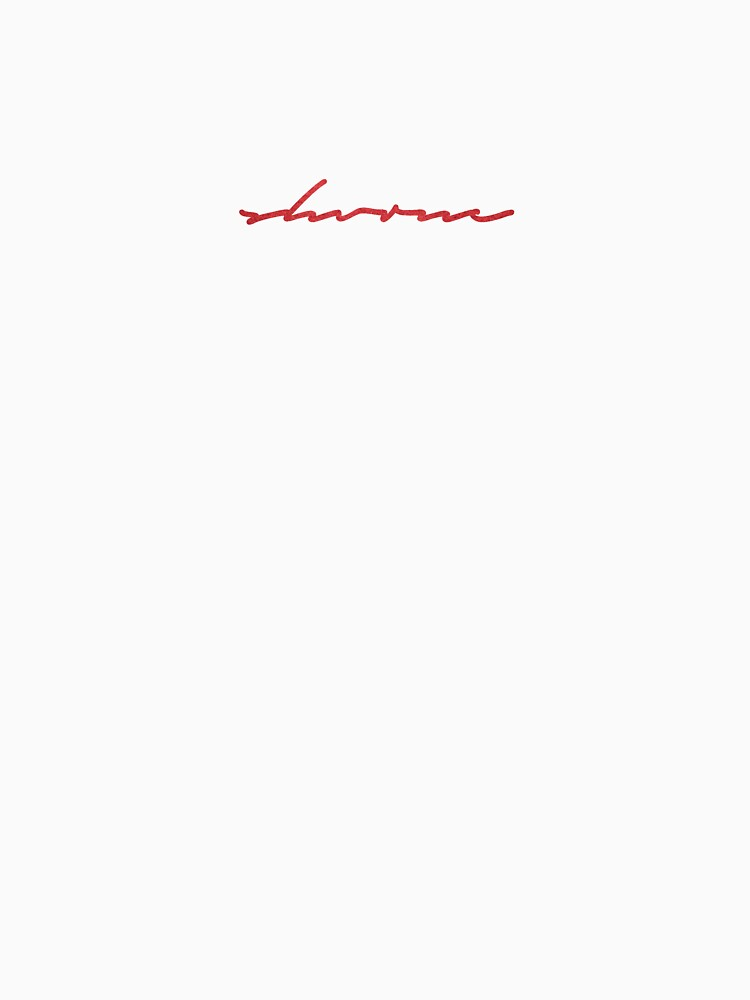 Signature (red) by shvrnc