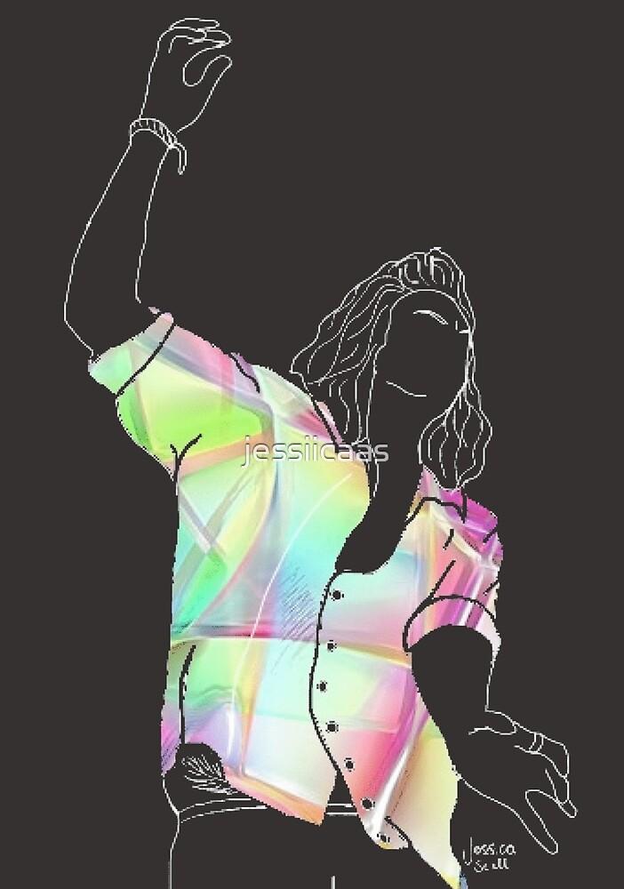 harry styles digital sketch by jessiicaas