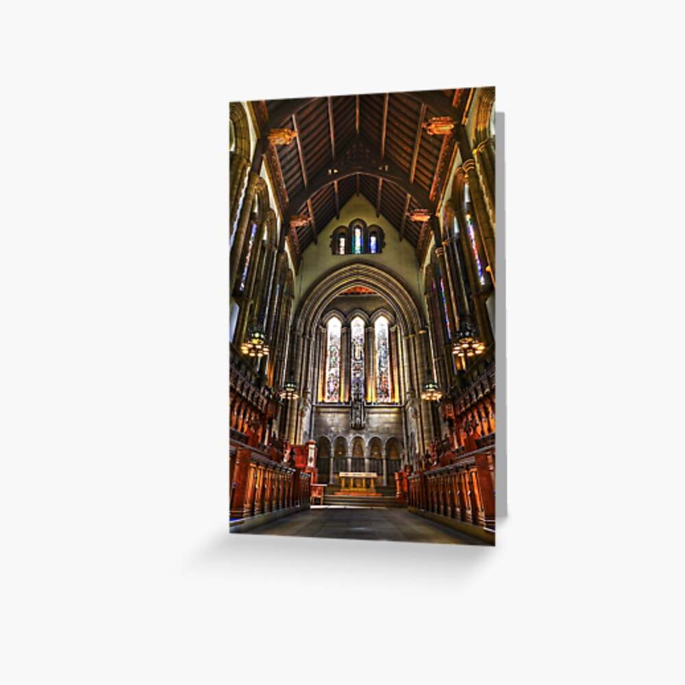 The Chapel Greeting Card