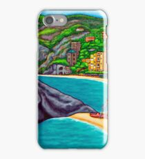 Colours of Monterosso iPhone Case/Skin