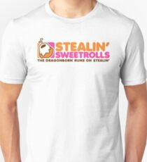Stealin 'Sweetrolls Unisex T-Shirt