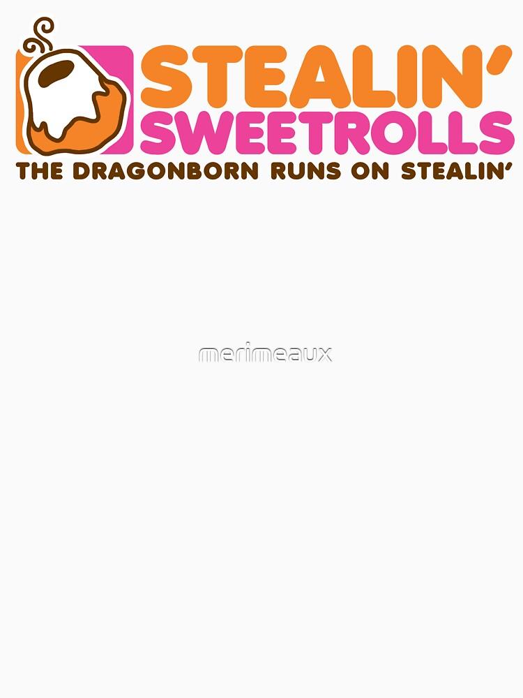 Stealin 'Sweetrolls von merimeaux