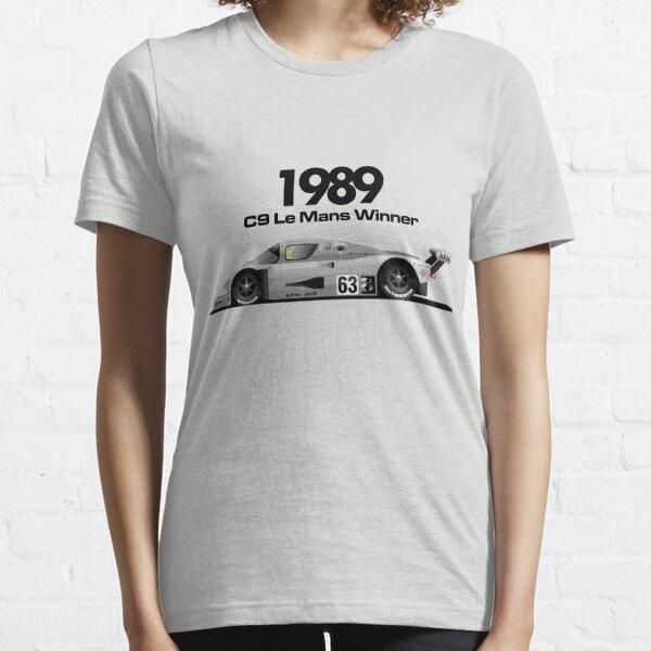 1989 Sauber C9 Group C Prototype Race Car Essential T-Shirt