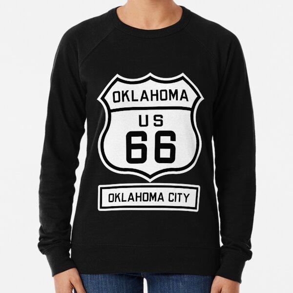 Route 66 Sweat-shirt Bullet Holes la mère Road american highway Sweater