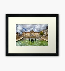 Council House & Victoria Square - Birmingham Framed Print