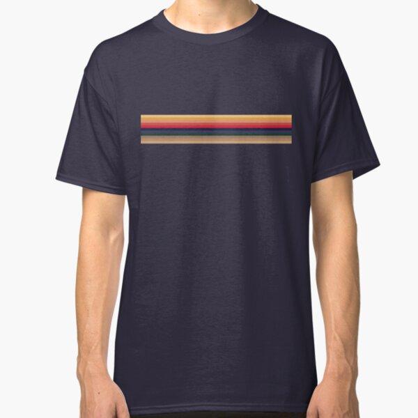 13th Doctor Rainbow Classic T-Shirt
