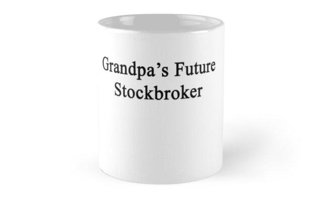 Grandpa's Future Stockbroker  by supernova23