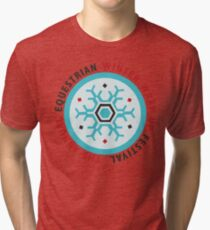 Winter Wrap Up Festival Tri-blend T-Shirt