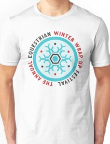 Winter Wrap Up Festival Unisex T-Shirt