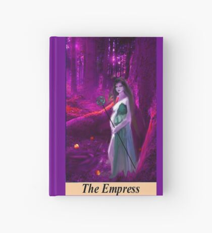 The Empress Hardcover Journal
