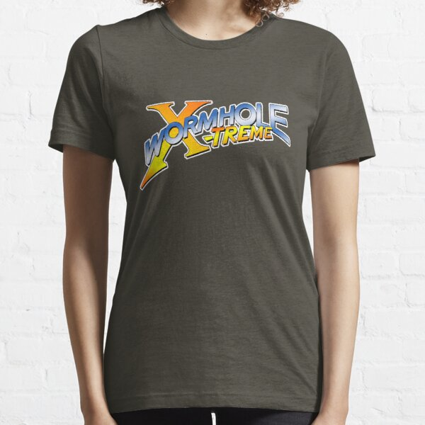 Wormhole Xtreme Essential T-Shirt