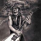 Randy Rhodes by Kathleen Kelly-Thompson